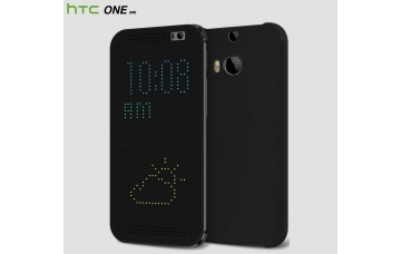 Смарт Чехол DOT VIEW Cover (HC M100) для HTC ONE (M8)